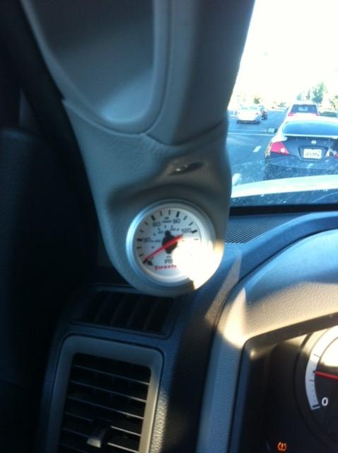 Dodge Ram Longhorn >> A pillar gauges in my longhorn - Dodge Cummins Diesel Forum
